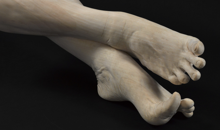 A Dancer's Feet