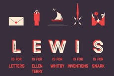 L is for Lewis Carroll