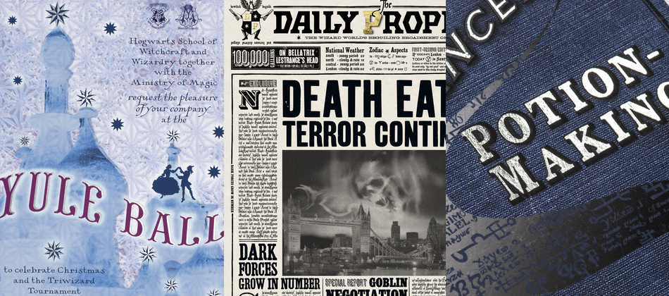 The Graphic Art of the Harry Potter™ Films