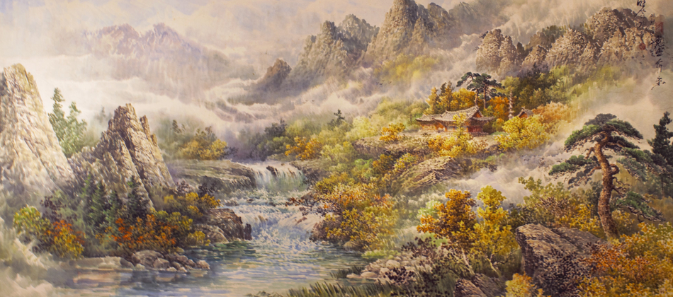 Chosun Paintings: Beyond Borders, Beauty.