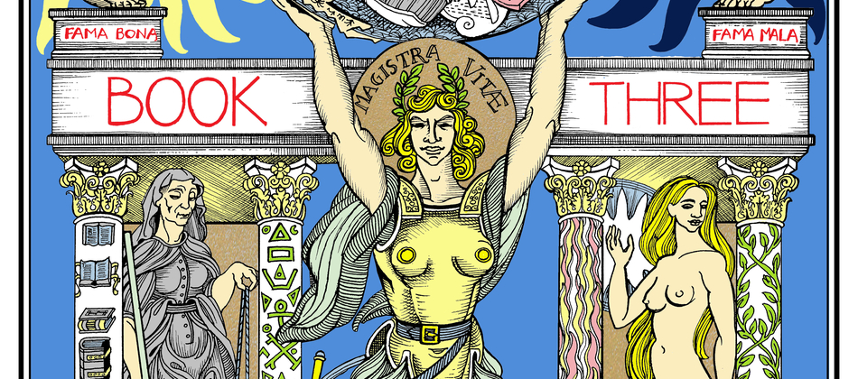 ALASDAIR GRAY's Life in Pictures: the Exhibition.  Paintings, Drawings and Prints, 1951 - 2017
