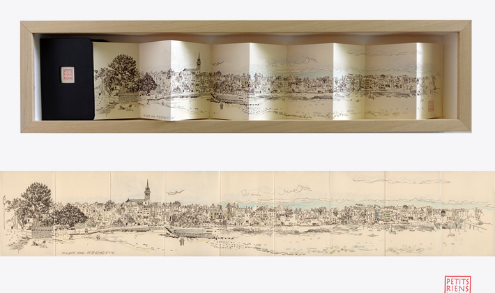 The Little Things of Dinard. Prieuré's Beach Sight (Panoramas Series)