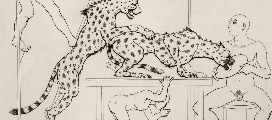 Henry Miller Fine Art presents 'Leopardi's Dream: The Engravings of Francis West (1936-2015)'