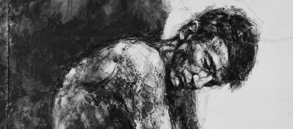 Jill George Gallery | Alison Lambert: New Charcoal Drawings and Monotypes