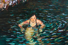 Corn Shuk Mei Ho / The Black Series: Night Swims