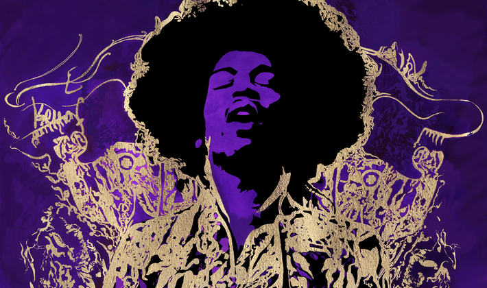 Jimi Hendrix: Purple