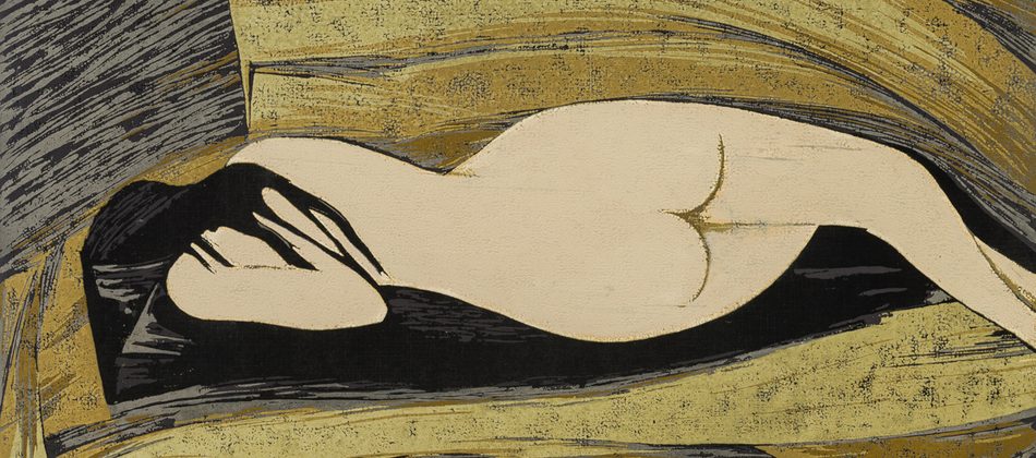 Award-Winning Woodblocks by Chen Li | Katrine Levin Galleries