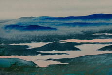 River of Clouds (from 'The King's Lodging' series)